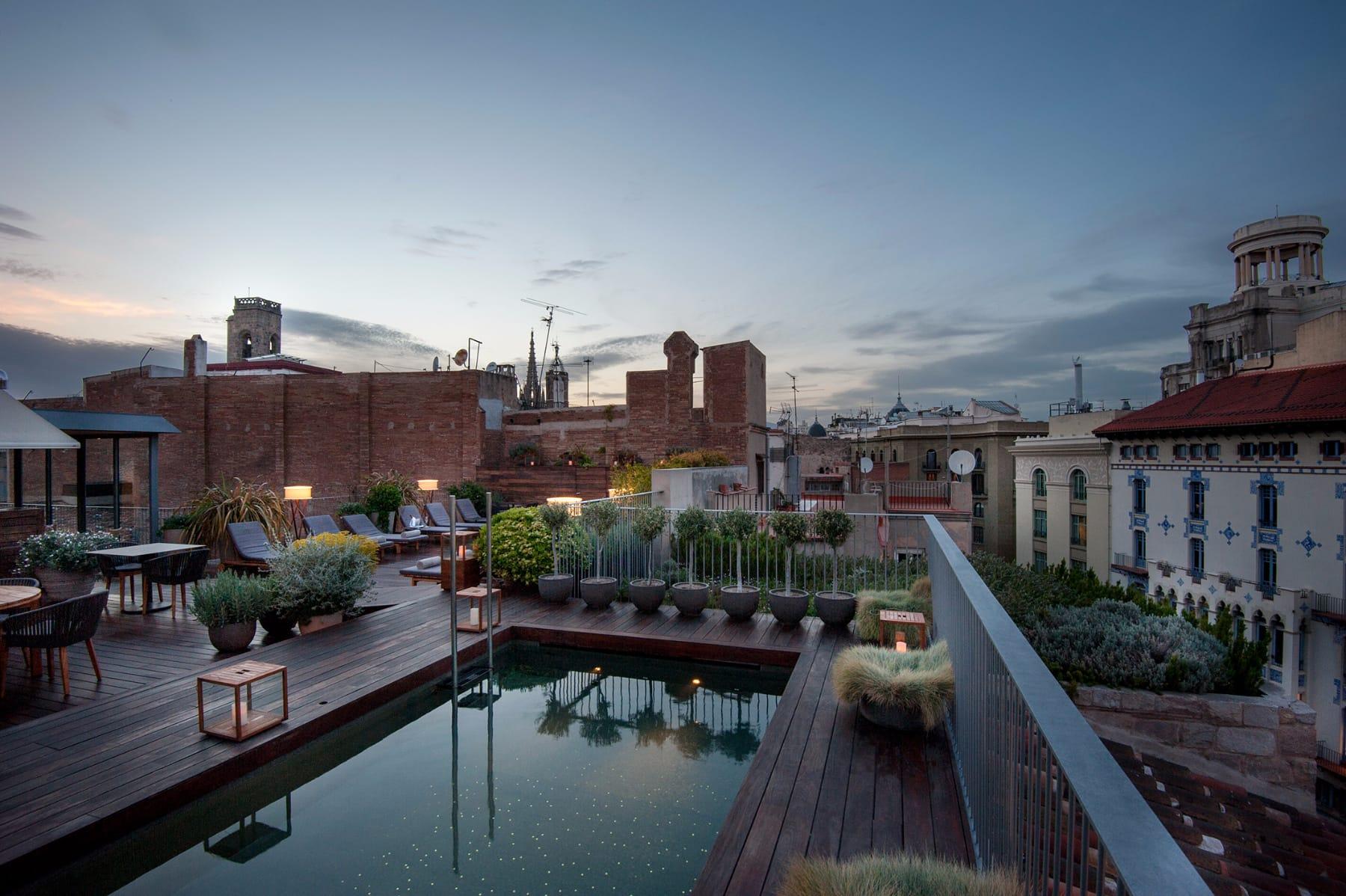 Star Hotels In Gothic Quarter Barcelona