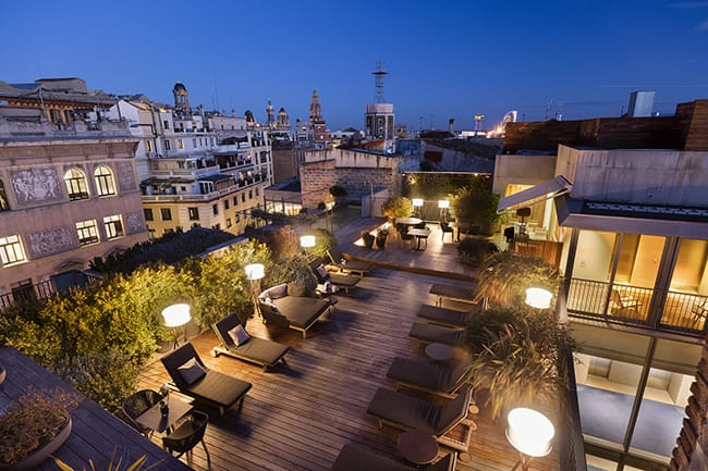 Restaurants 5 Star Hotels In Barcelona Luxury Hotels