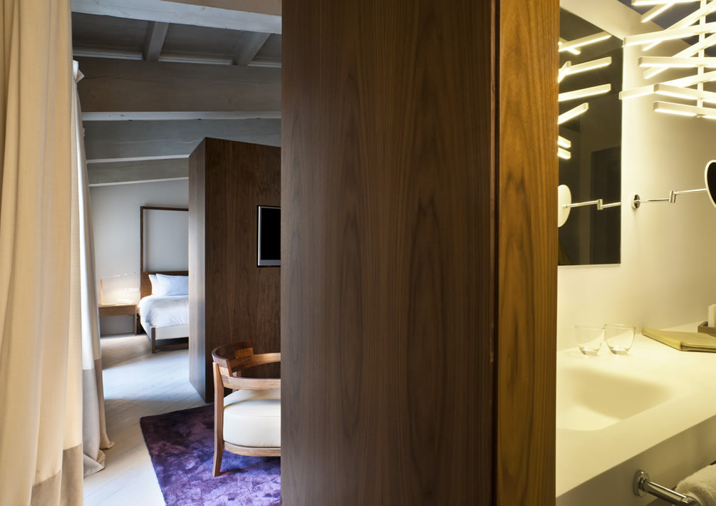 Junior Suite du Mercer Hotel Barcelona
