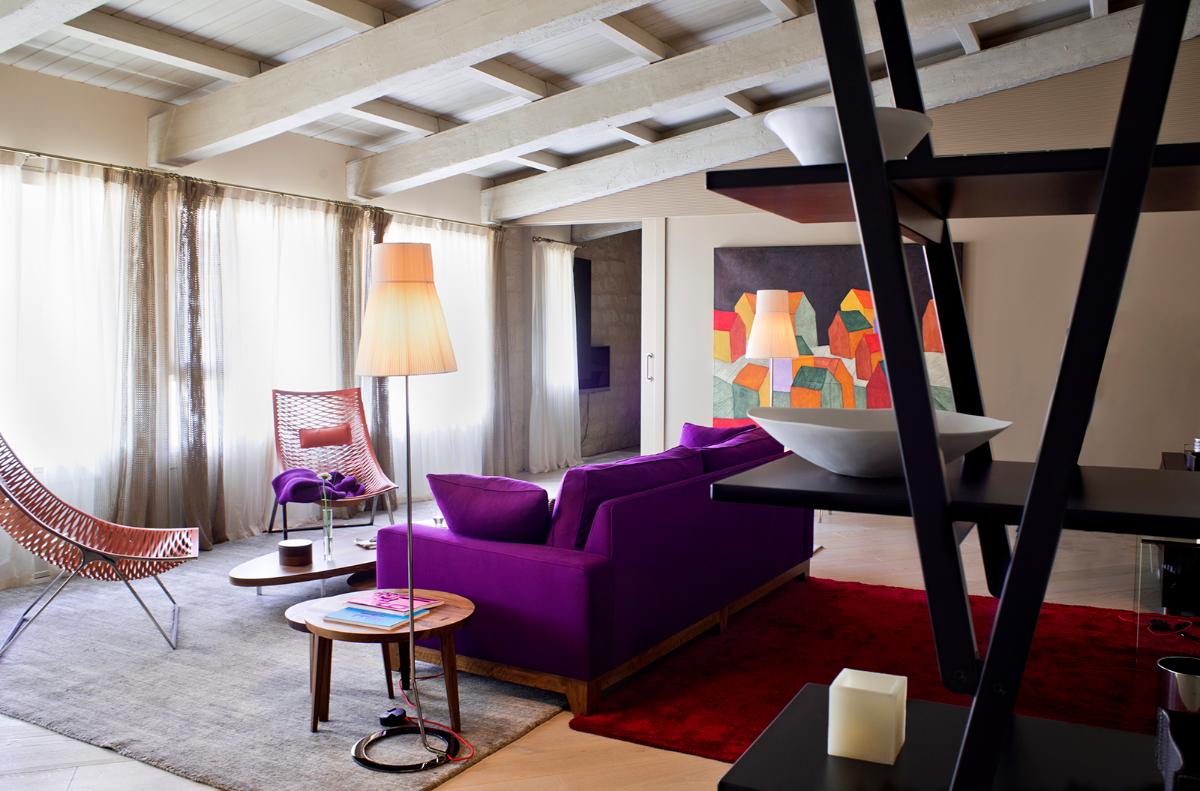 Suite du Mercer Hotel Barcelona