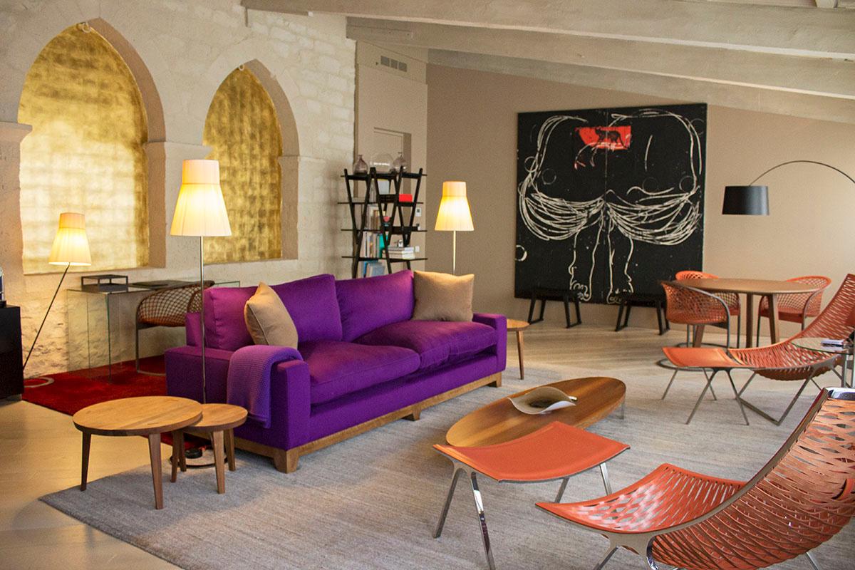 Suite de lMercer Hotel Barcelona