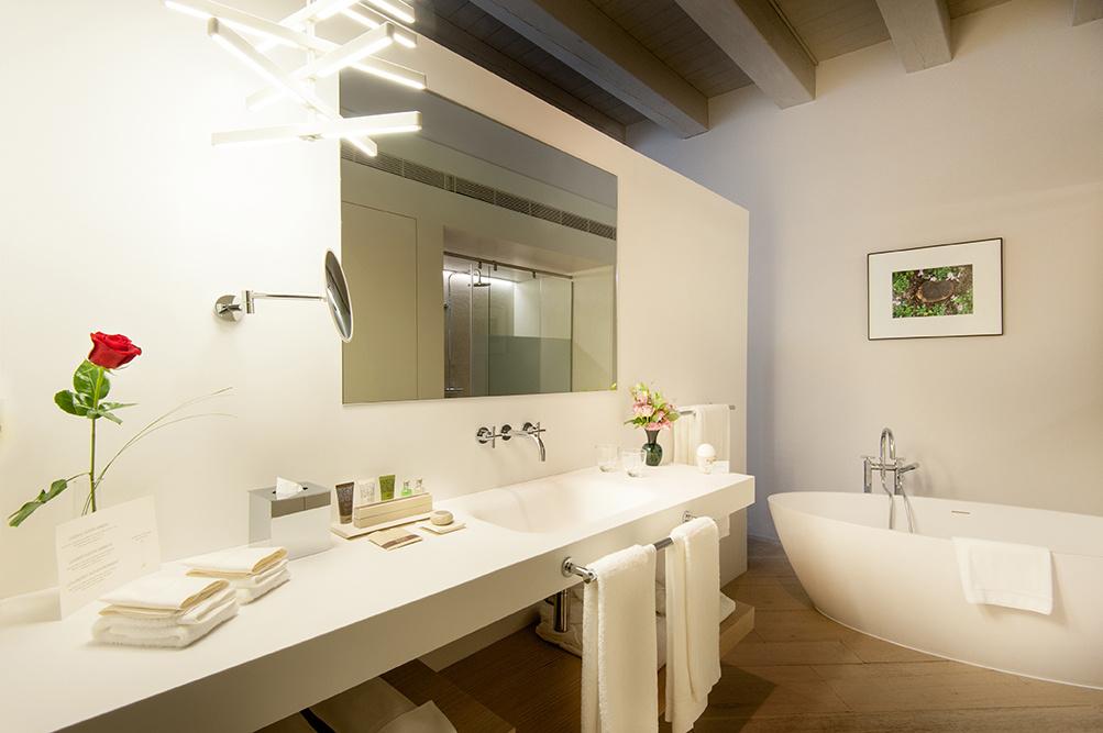 Habitación Deluxe del Mercer Hotel Barcelona