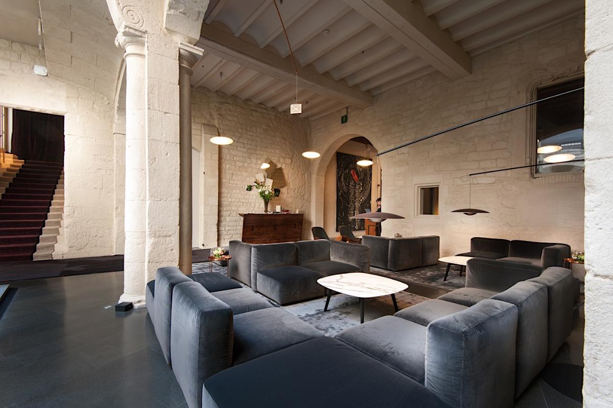 Lobby au Mercer Hotel Barcelona